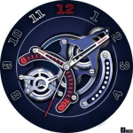08 DM Watch Face
