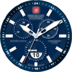 Swiss Military HANOWA Watch Face