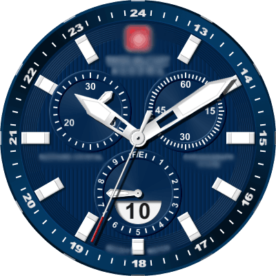 Swiss Military HANOWA Android Watch Face
