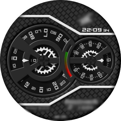 Fastrack Special Android Watch Face