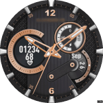 209 Flyer Watch Face