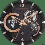 209 Flyer Watch Face