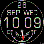 272S Watch Face