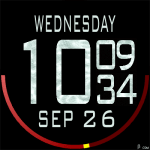 277 S Watch Face