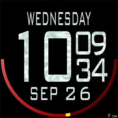 277 S Android Watch Face