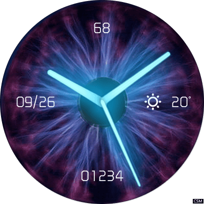 31 Android Watch Face