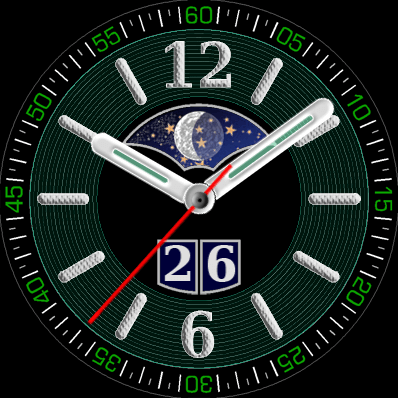 356S Android Watch Face