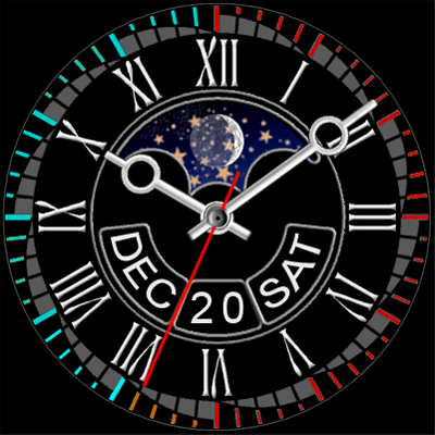 362S_2 Android Watch Face