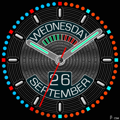 363S_2 Android Watch Face