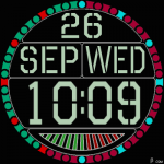 368S Watch Face