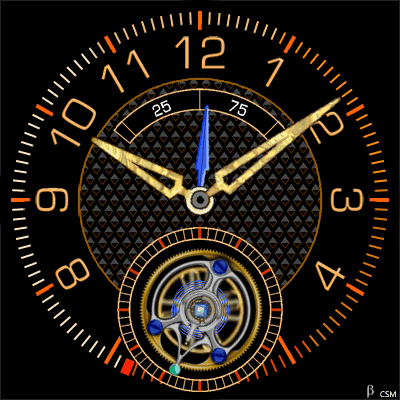 379S Android Watch Face