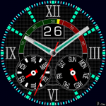 392S Watch Face