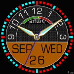 395S Watch Face
