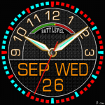 395 2S Watch Face