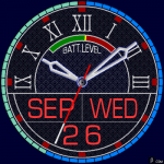 396S Watch Face