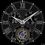 400S Watch Face