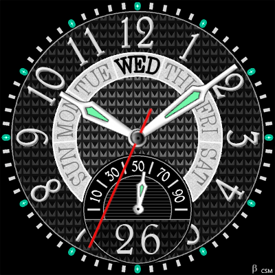 403S Android Watch Face