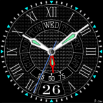 404S Watch Face