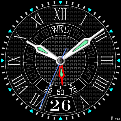 404S Android Watch Face