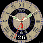 405S Watch Face