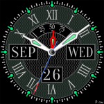 406 S Watch Face