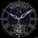 407S Watch Face