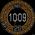 410S Watch Face