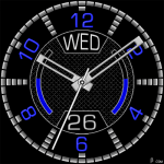 414S Watch Face