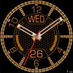 415 S Watch Face