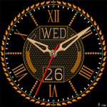 416 S Watch Face