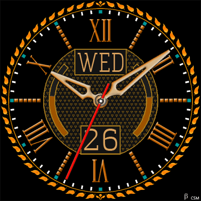 416 S Android Watch Face