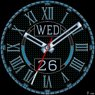 419 S Android Watch Face