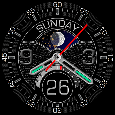 426 S Android Watch Face