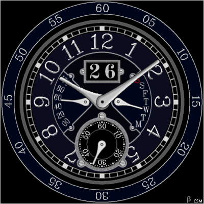 427 S Android Watch Face