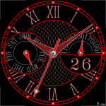 430 S Watch Face