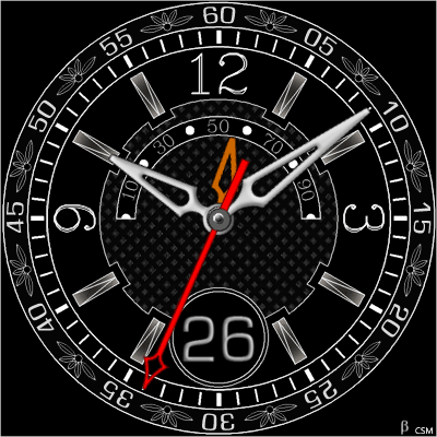 431 S Android Watch Face