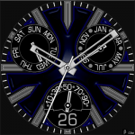 434 S Watch Face