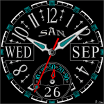 436 S Watch Face