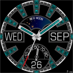 437 S Watch Face