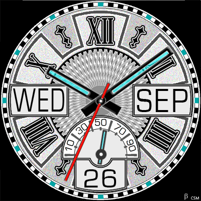 441 S Android Watch Face