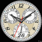 442 S Watch Face
