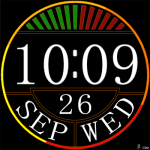 446 S Watch Face
