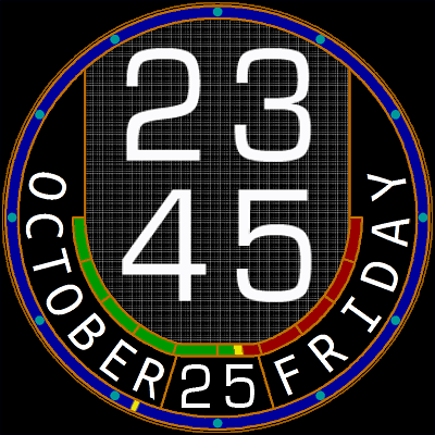 447 S Android Watch Face