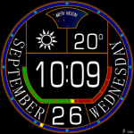449 S Watch Face