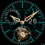 450 S Watch Face