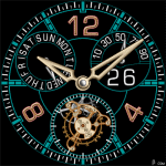 451 S Watch Face