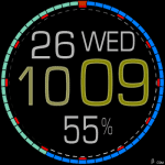 454 S Watch Face