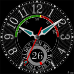 457 S Watch Face