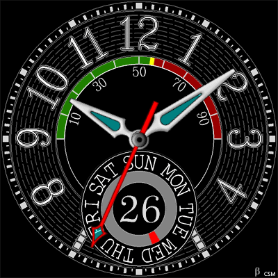 457 S Android Watch Face