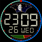 458 2S Watch Face